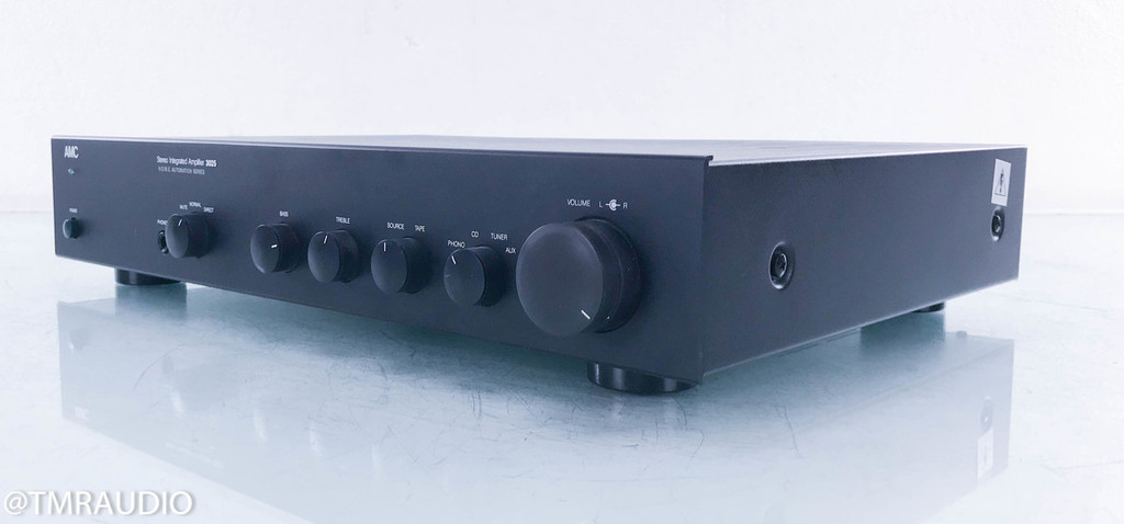 AMC H.O.M.E. 3025 Stereo Integrated Amplifier; MM / MC Phono