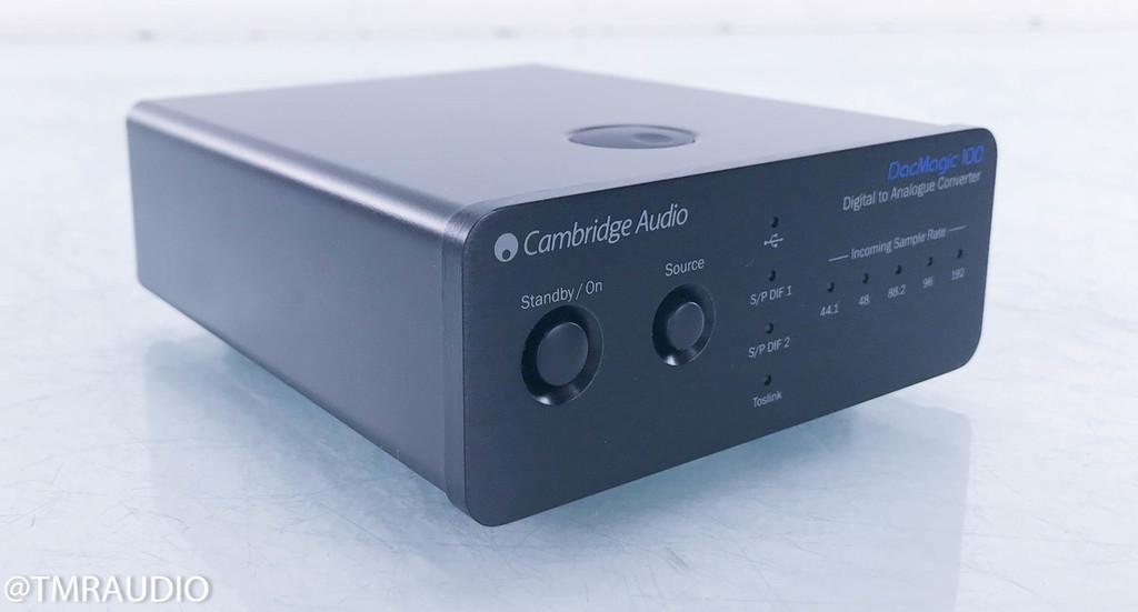 Cambridge DacMagic 100 DAC; D/A Converter