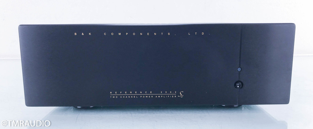 B&K Reference 200.2 S2 Stereo Power Amplifier