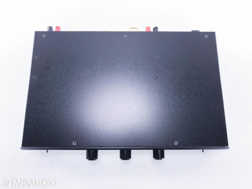 Bryston B-60 Stereo Integrated Amplifier; Black; B60