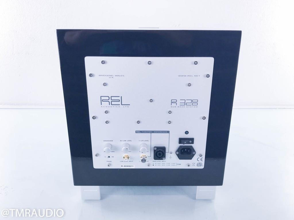 "REL R-328 10"" Powered Subwoofer"