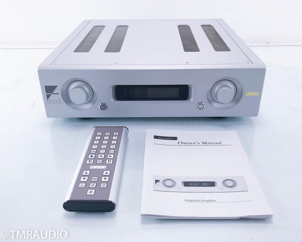 Ayre AX-5 Twenty Stereo Integrated Amplifier; AX5