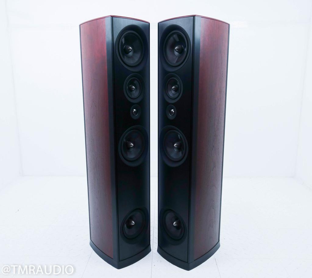 PSB Synchrony One Floorstanding Speakers; Cherry Pair