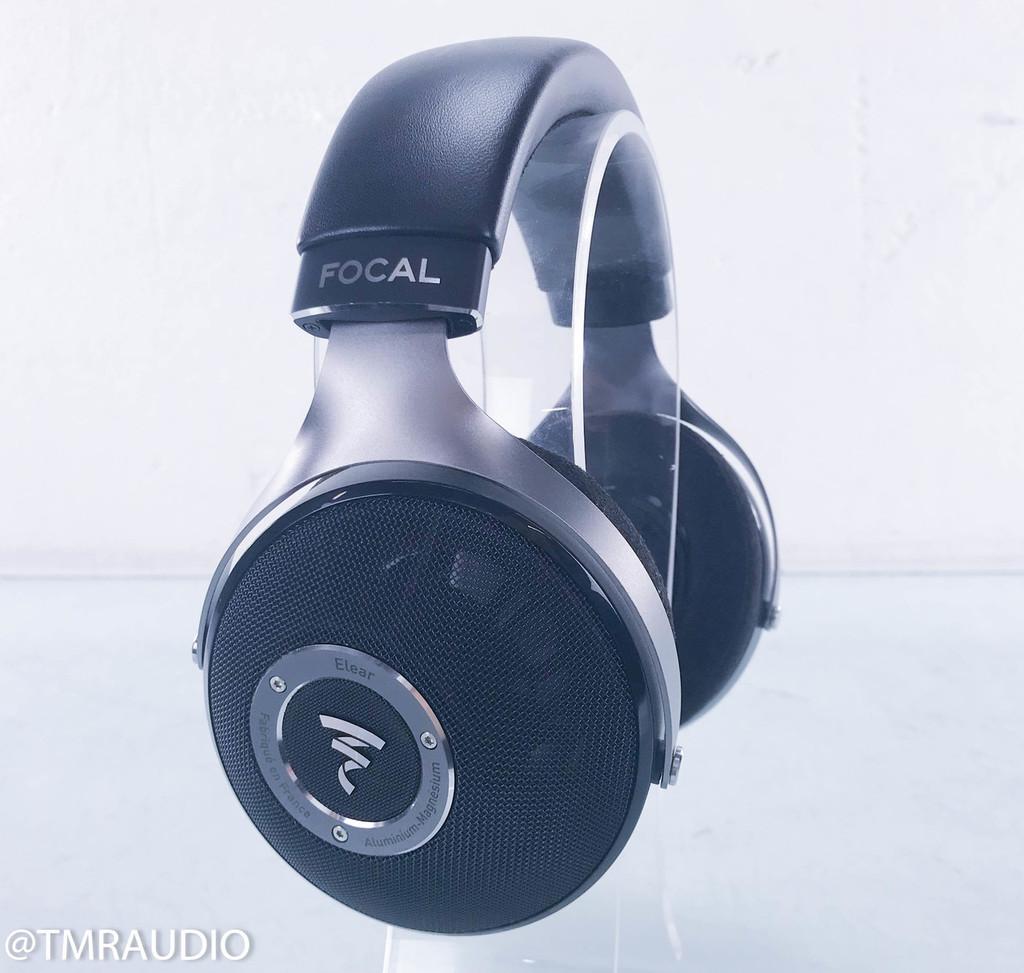 Focal Elear Open-Back Headphones (2/2)