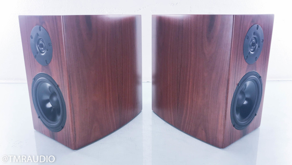 LSA LSA-1 Signature Bookshelf Speakers; Rosewood Pair