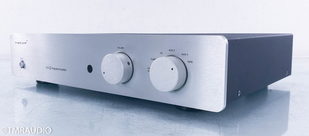 Exposure 2010S Stereo Integrated Amplifier; Remote; 240V
