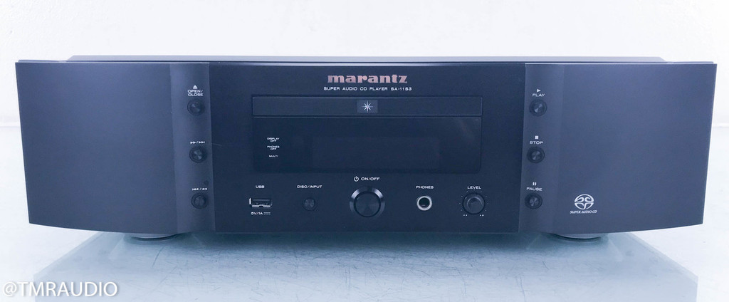 Marantz SA-11S3 SACD / CD Player; Remote; SA11S3