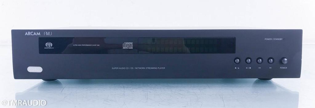 Arcam FMJ CDS27 CD / SACD Network Streaming Player; (No Remote)