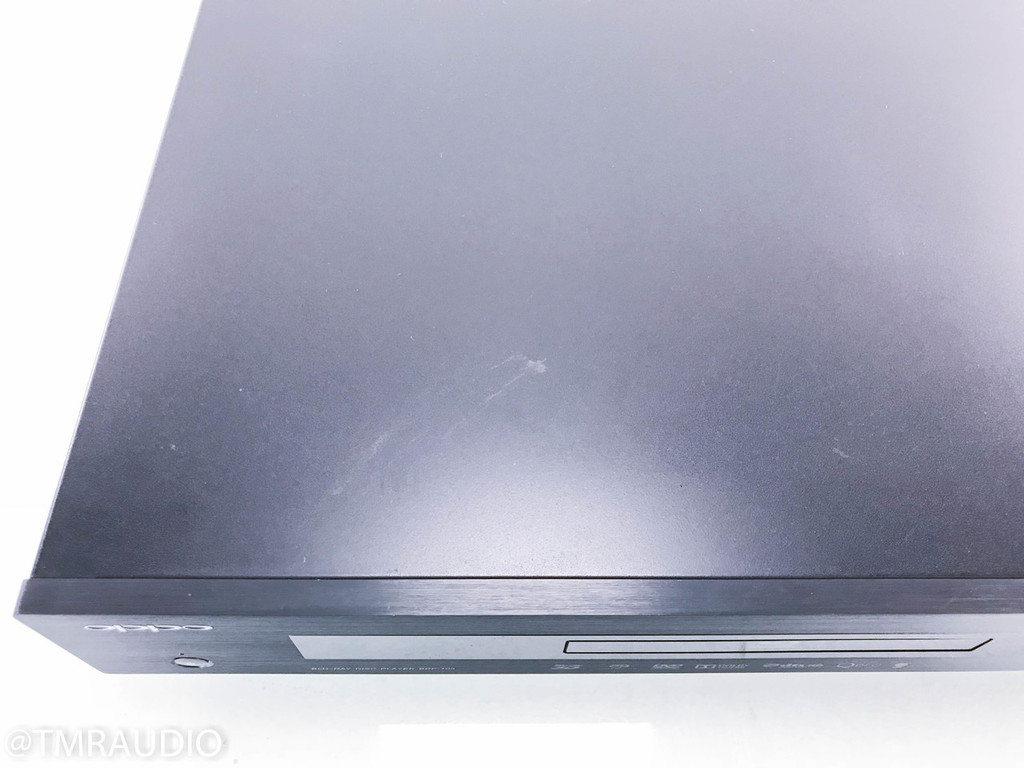 Oppo BDP-103 Universal 3D Blu-Ray Player; BDP103
