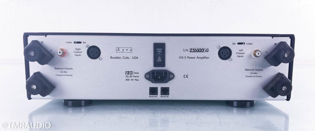Ayre VX-5 Twenty Stereo Power Amplifier