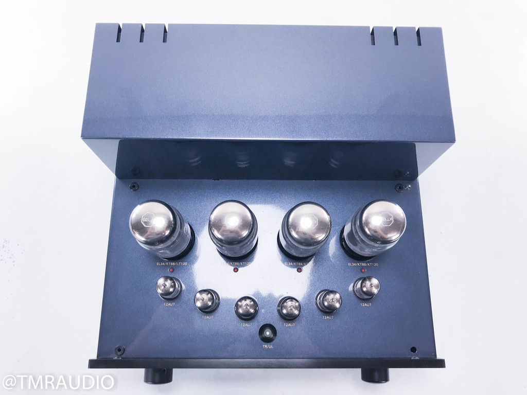 PrimaLuna Dialogue Premium Stereo Integrated Tube Amplifier; KT-120 Tubes