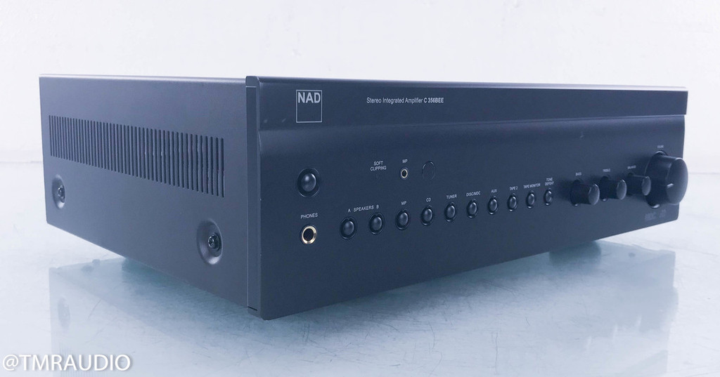 NAD C 356BEE Stereo Integrated Amplifier (No Remote)