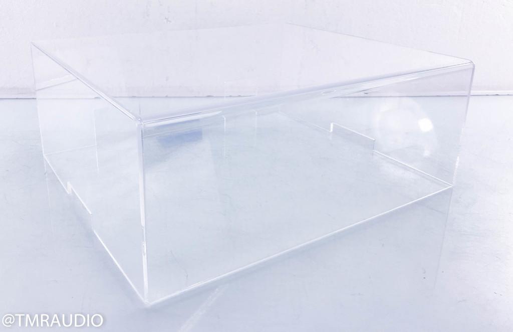 "Clearaudio Acrylic Turntable Dustcover; 19"" x 16 1/2"" x 7 3/8"""
