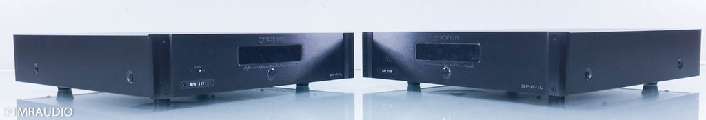 Emotiva XPA-1L Gen 2 Mono Power Amplifiers; Pair; XPA1L