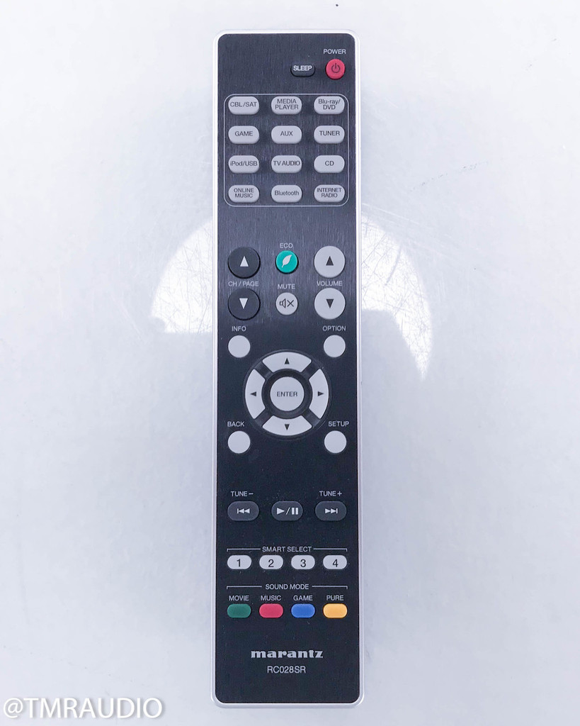 Marantz NR1506 5.2 Channel Home Theater Receiver; NR-1506