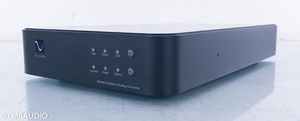 PS Audio NuWave DAC; D/A Converter (2/2)