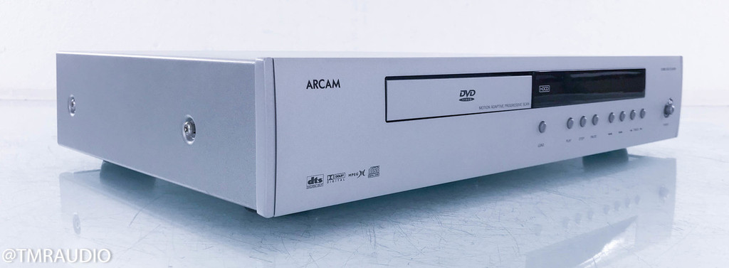 Arcam DiVA DV88 DVD / HDCD Player; DV-88 (No Remote)