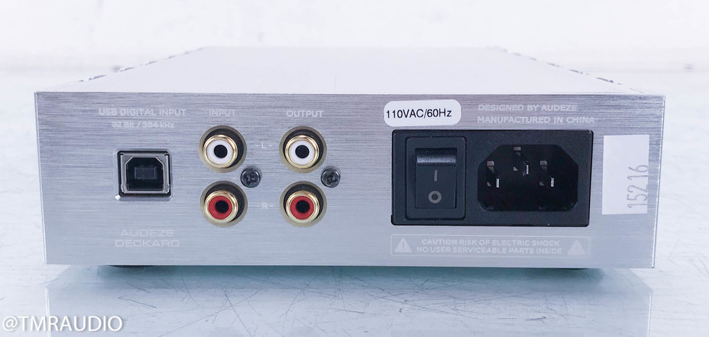 Audeze Deckard Class-A Headphone Amplifier / USB DAC