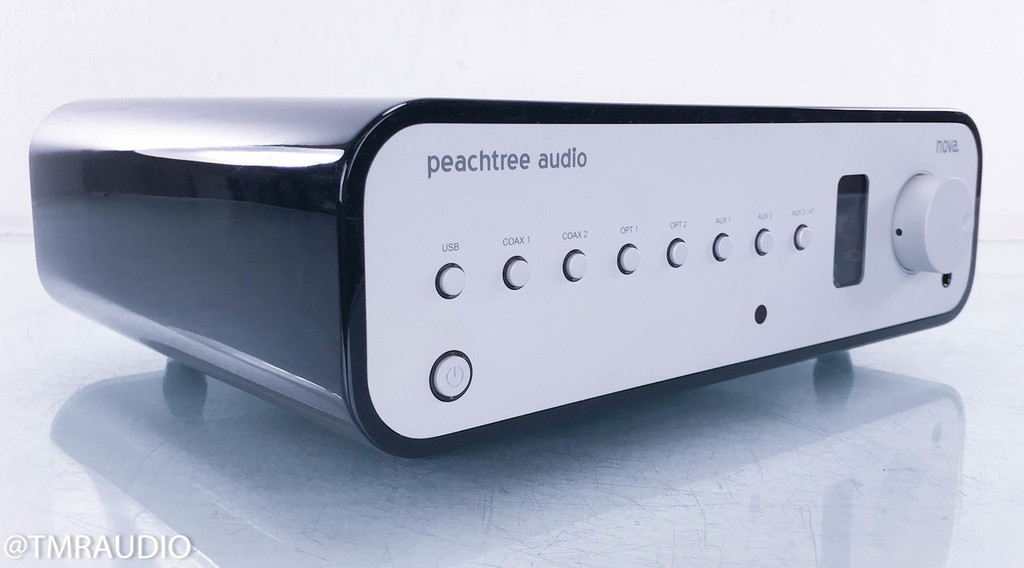 Peachtree Audio Nova Stereo Tube Hybrid Integrated Amplifier