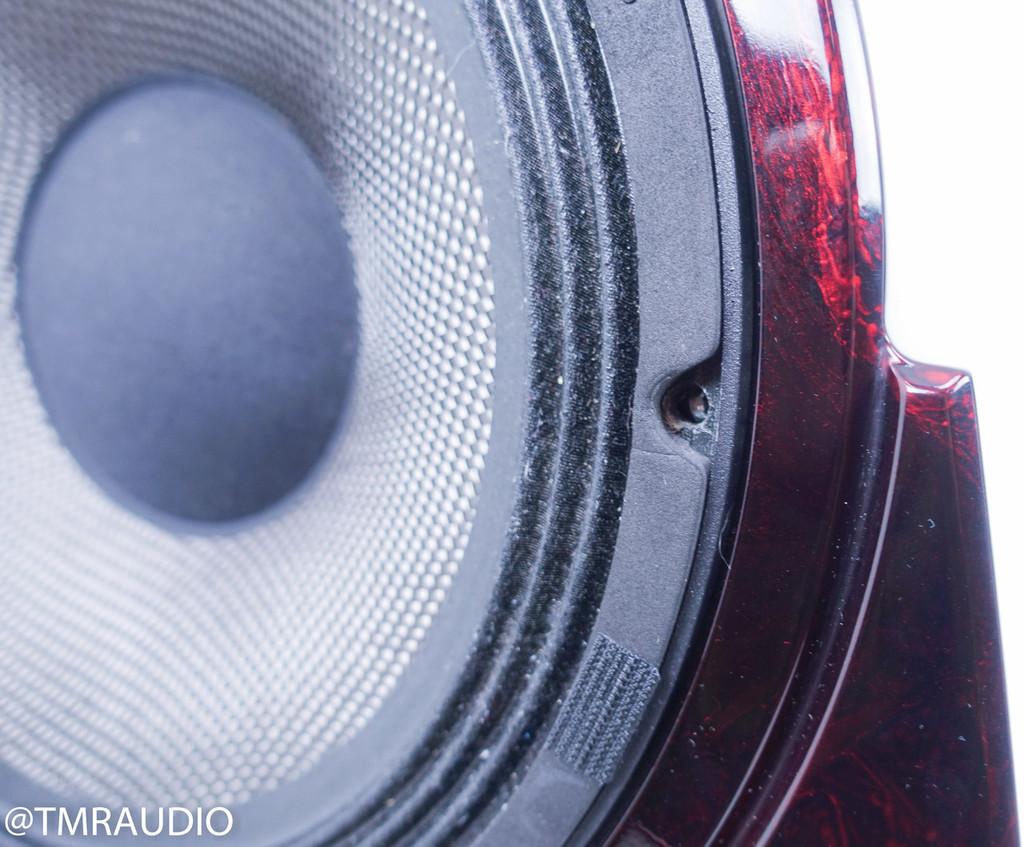 Emerald Physics EP-3.8 Open Baffle Floorstanding Speakers; Custom Finish; DSP
