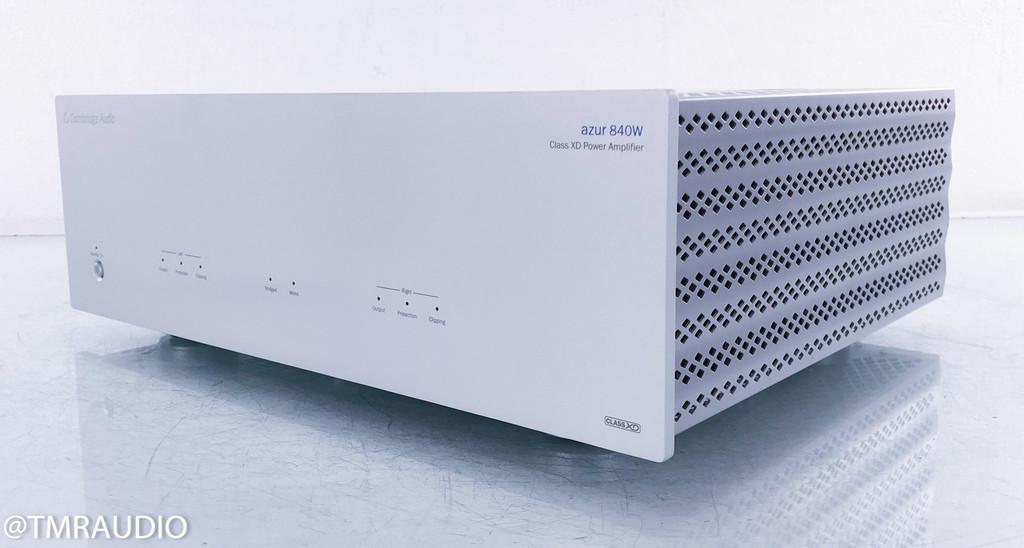 Cambridge Audio Azur 840W Stereo Power Amplifier; 840-W