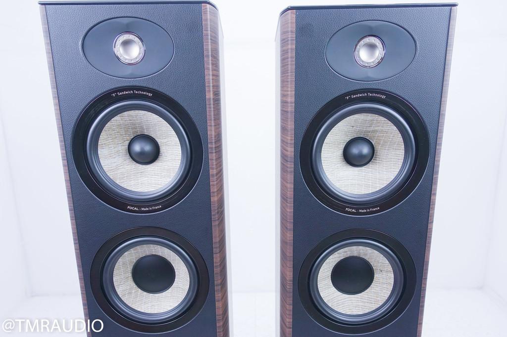 Focal Aria 936 Floorstanding Speakers; Walnut Pair