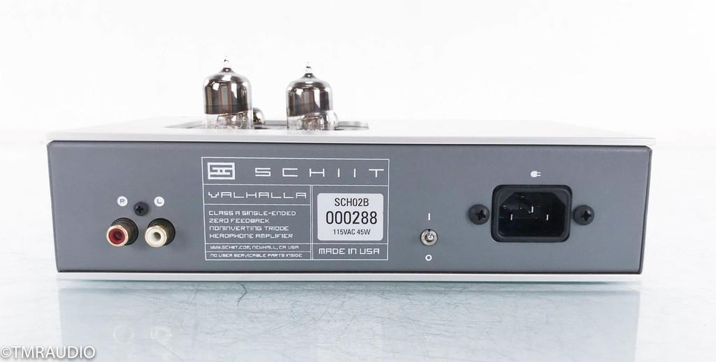 Schiit Valhalla Tube Headphone Amplifier