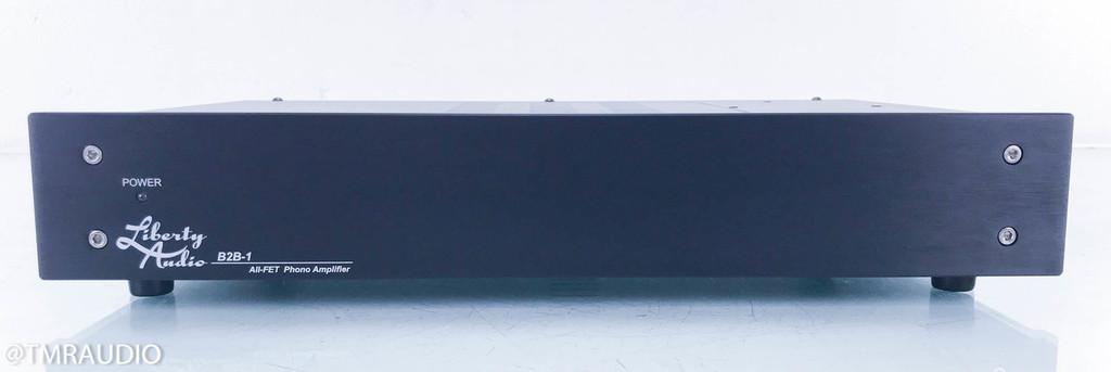 Liberty Audio B2B-1 MM / MC Phono Preamplifier; B2B1