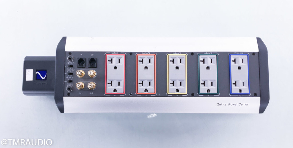 PS Audio Quintet Power Center Power Conditioner; AS-IS (Intermittent)