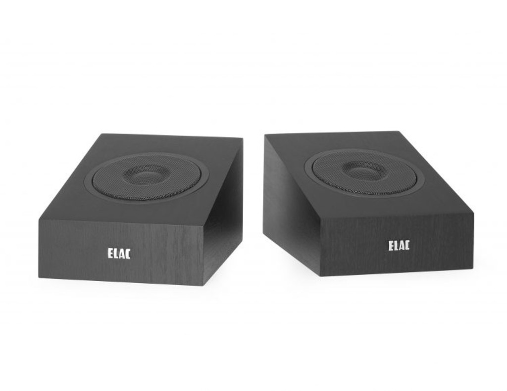 """Elac Debut 2.0 4"""" Dolby Atmos Add-on Speakers; Pair; New w/ Full Warranty (free shipping)"""
