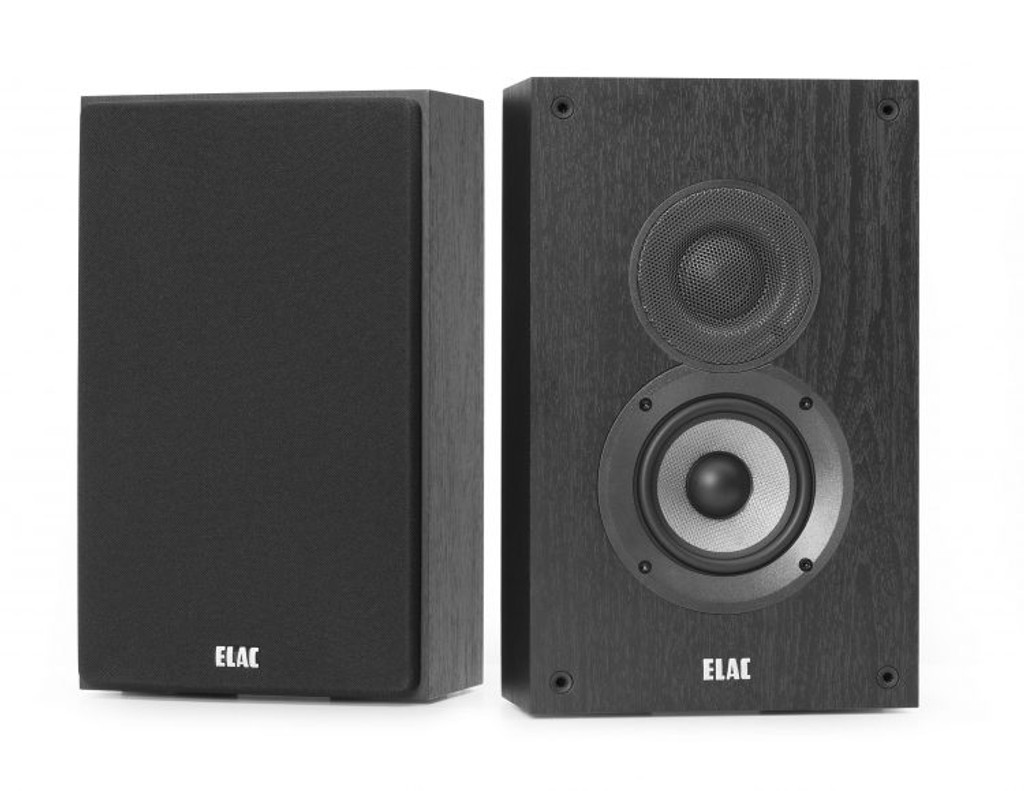 "Elac Debut 2.0 4"" On-Wall Speakers; Pair; New w/ Full Warranty (free shipping)"