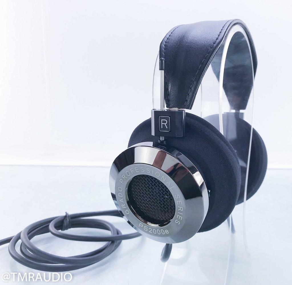 Grado PS2000e Professional Series Open-Back Headphones; PS-2000e