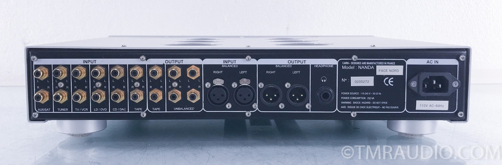 Cairn Nanda Line-level Preamplifier; Remote