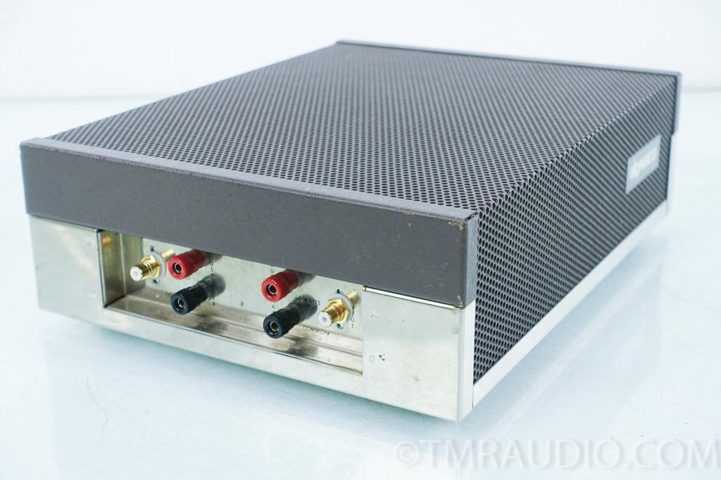 dynaco stereo 120 vintage power amplifier the music room. Black Bedroom Furniture Sets. Home Design Ideas