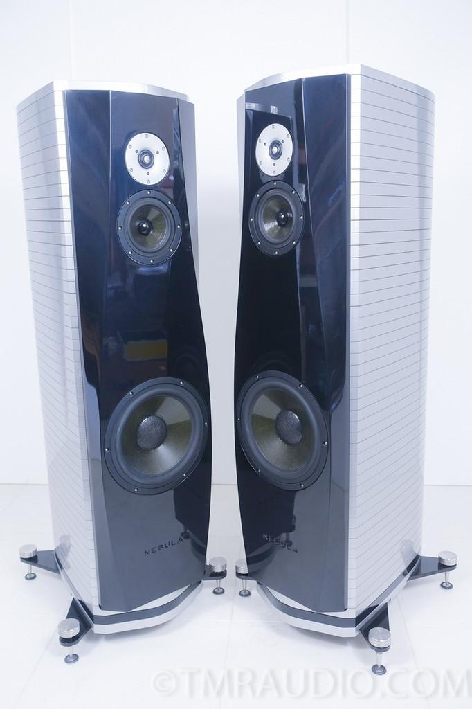 Eventus Audio Nebula Floorstanding Speakers Beautiful