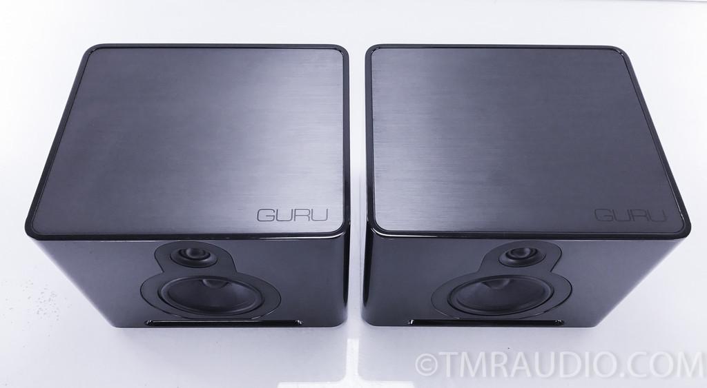 Guru QM 10 II Bookshelf Speakers; Pair; Guru QM10 two
