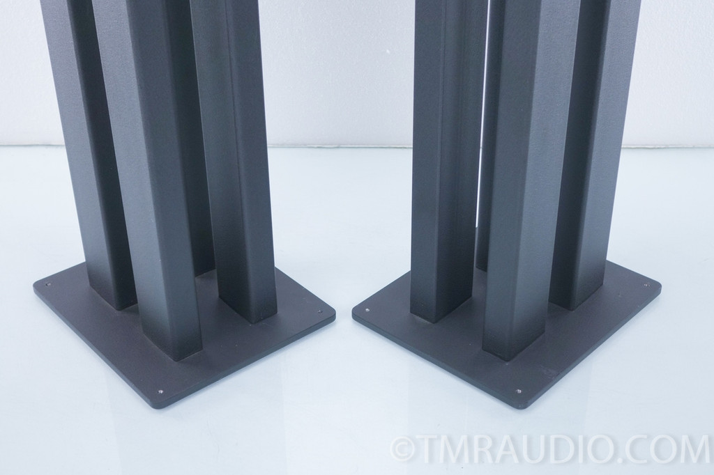 """Heavy-duty, metal, 24"""" Tall Speaker Stands; Pair - The ..."""