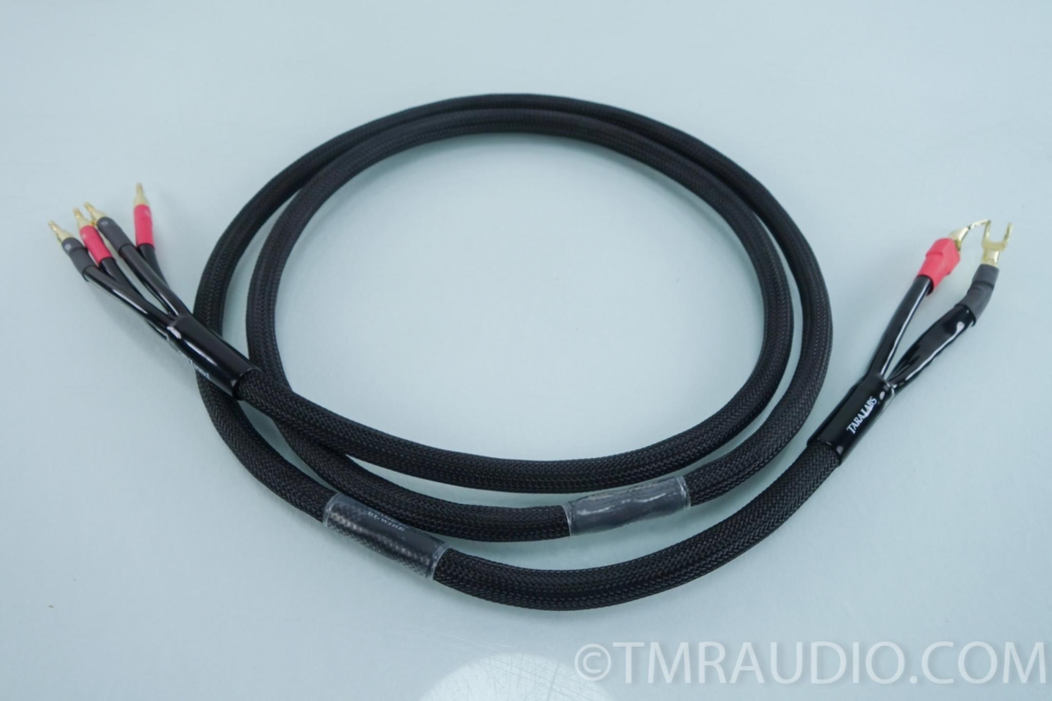 Tara Labs Rsc Prime M2 Bi Wire Speaker Cable 8 Pair The Music Room Wiring