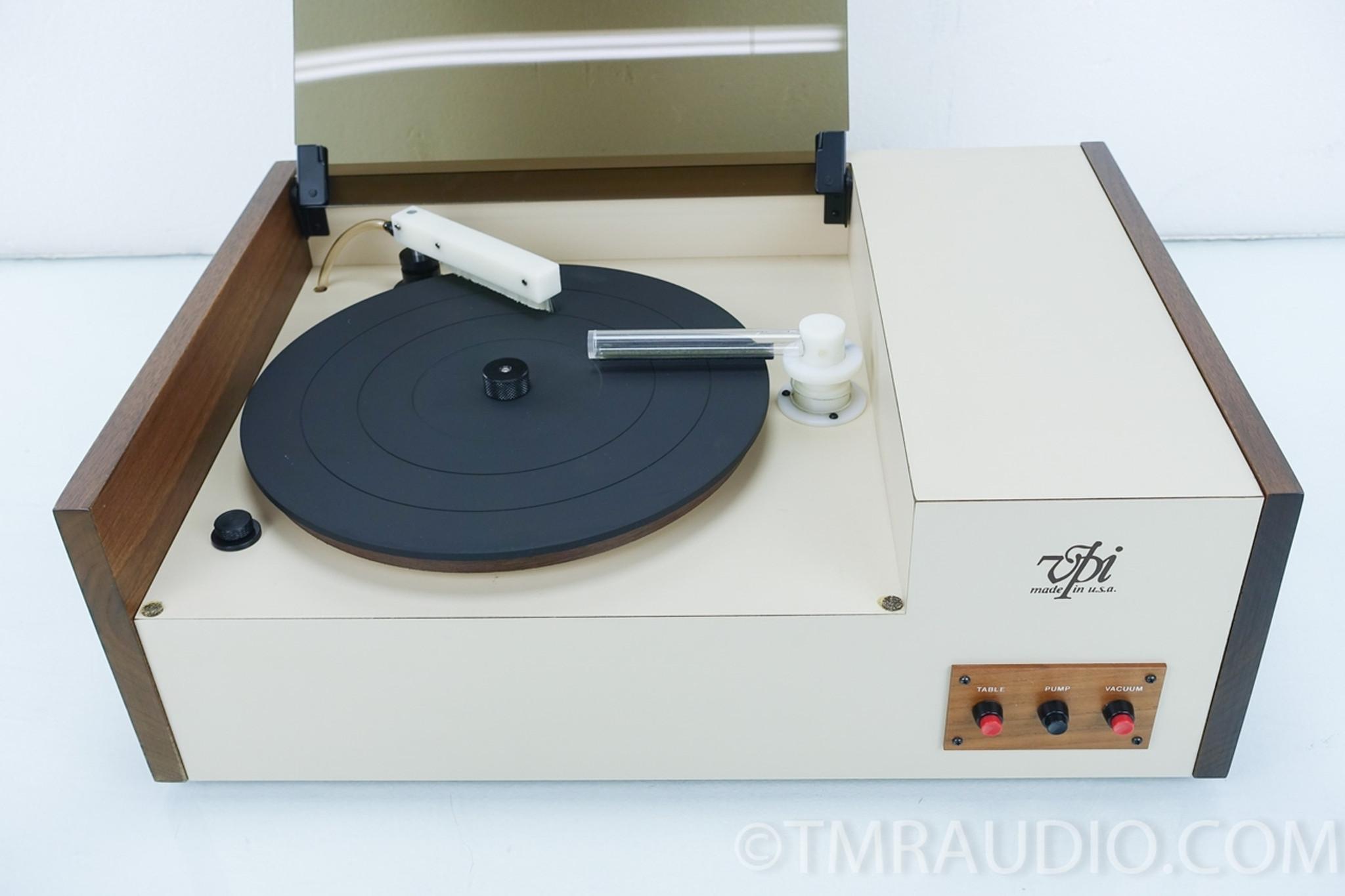 Vpi Hw 17 Vinyl Record Cleaner The Music Room