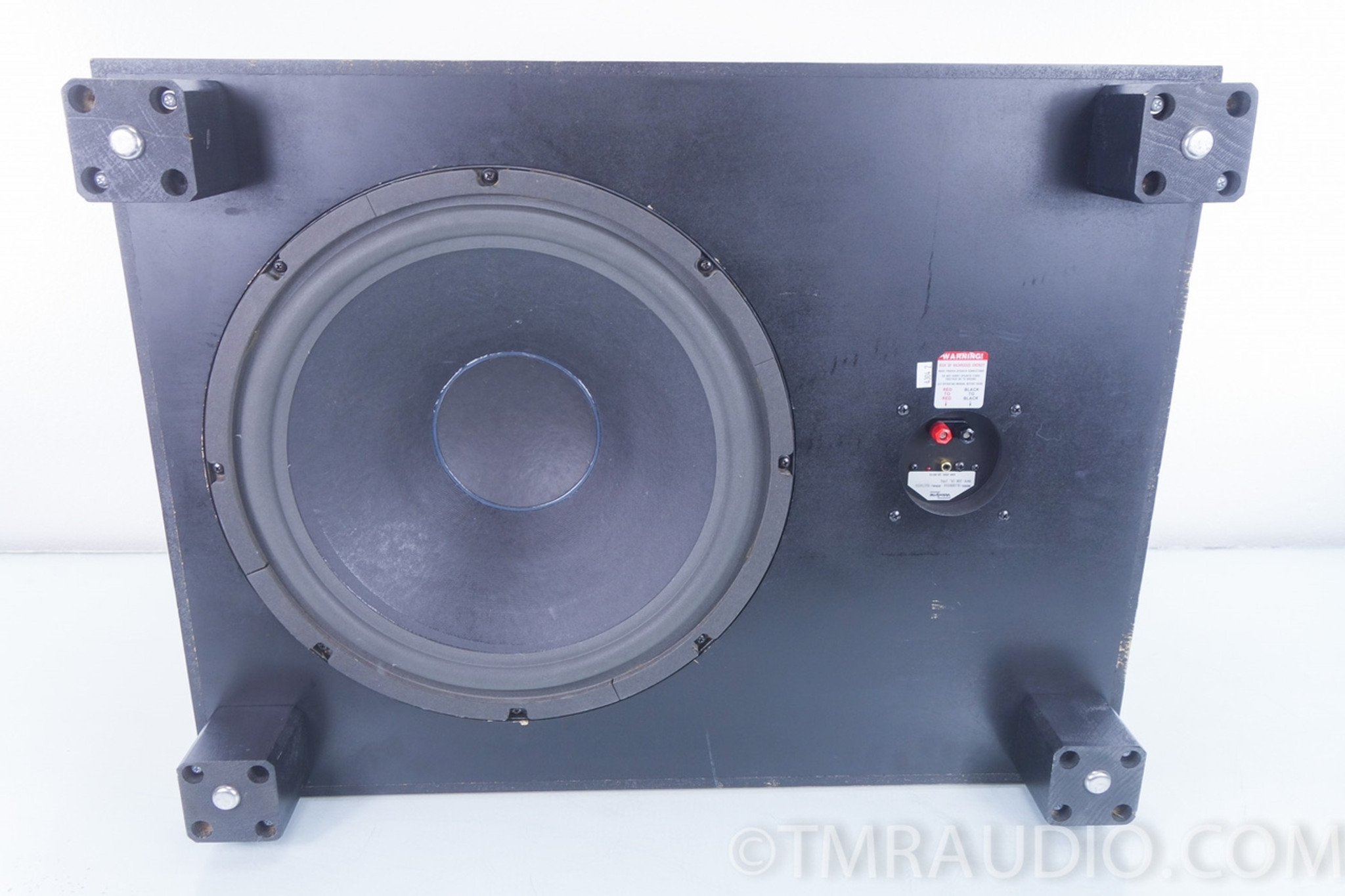 Velodyne Uld 18 Subwoofer Powered Amplifier The Music Room