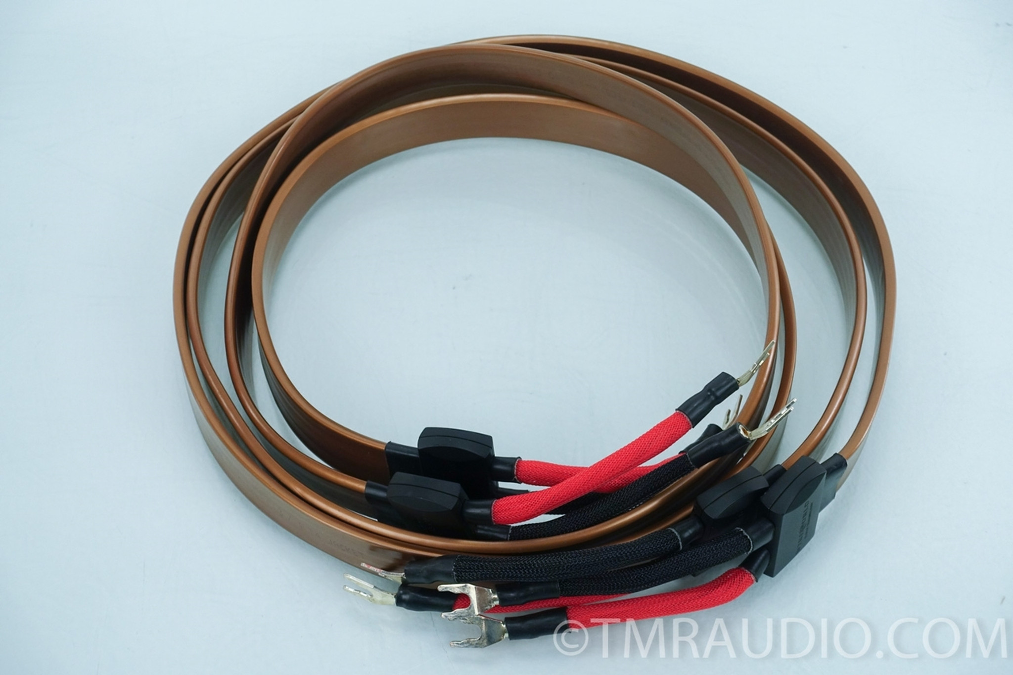 wireworld eclipse 5 2 speaker cables 6 39 pair spades the music room. Black Bedroom Furniture Sets. Home Design Ideas