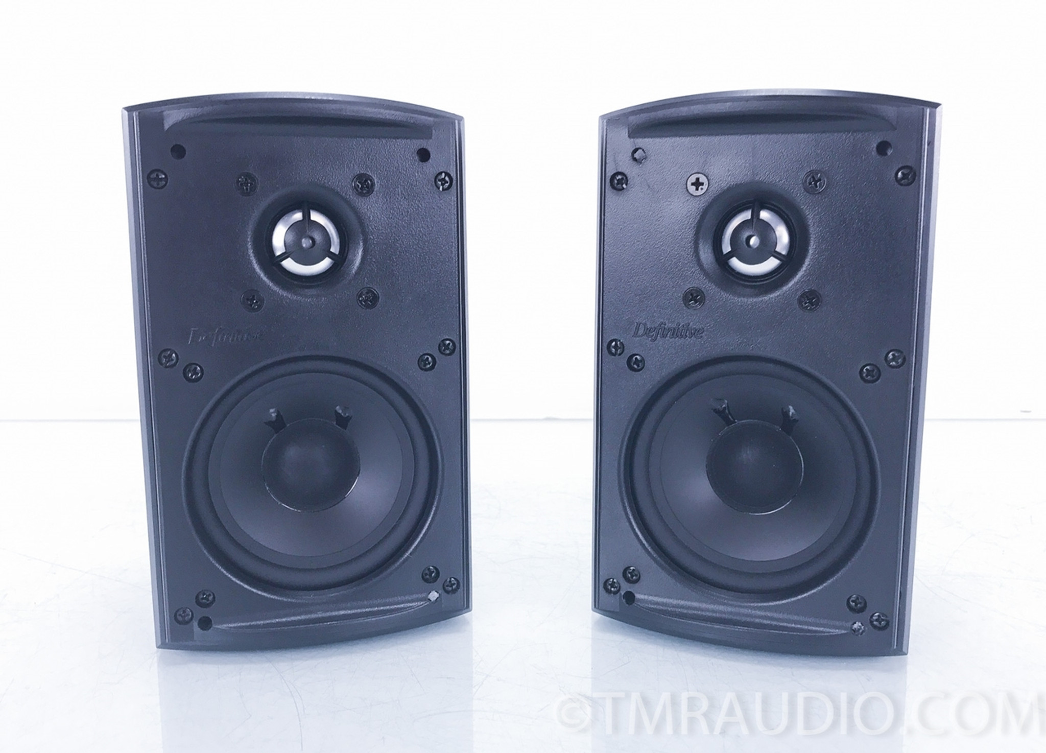 Image result for Definitive Technology ProMonitor 600 satellite speakers