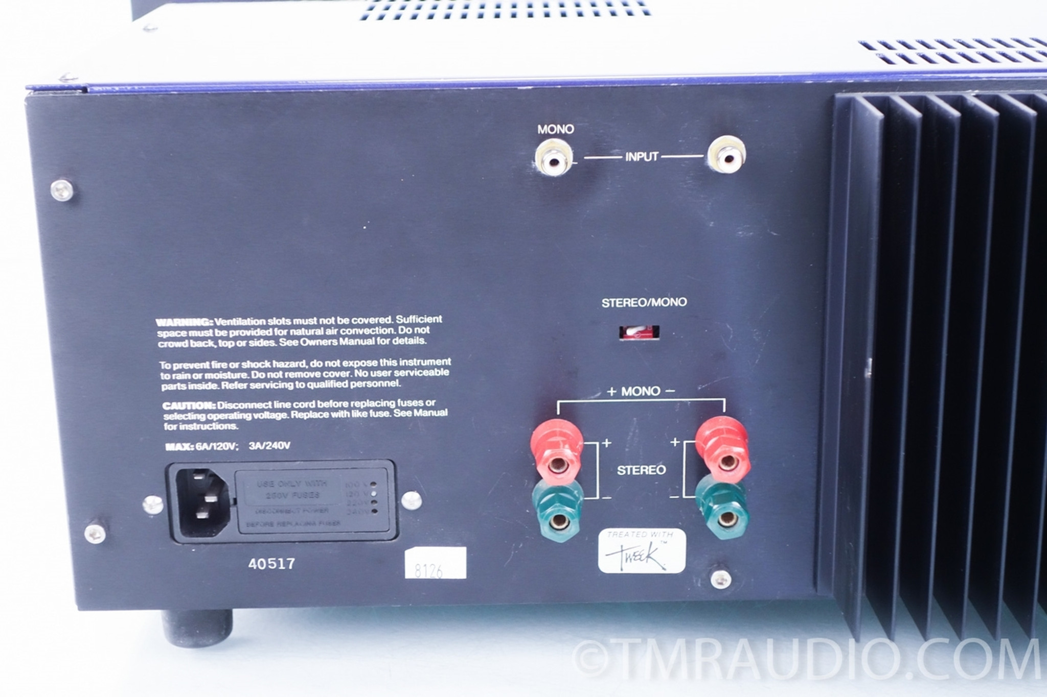 Audio Power Amplifier With Tda2050 Electronicslab