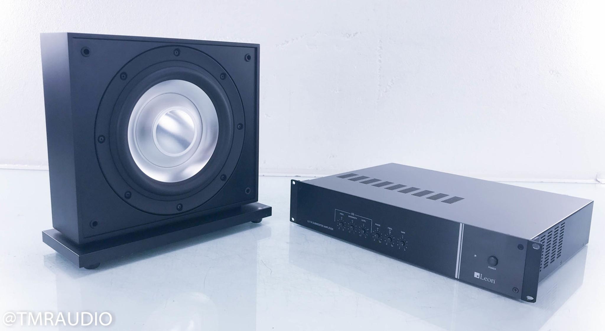 leon aaros a10 ut 10 passive subwoofer l3 1k subwoofer amplifier the music room. Black Bedroom Furniture Sets. Home Design Ideas