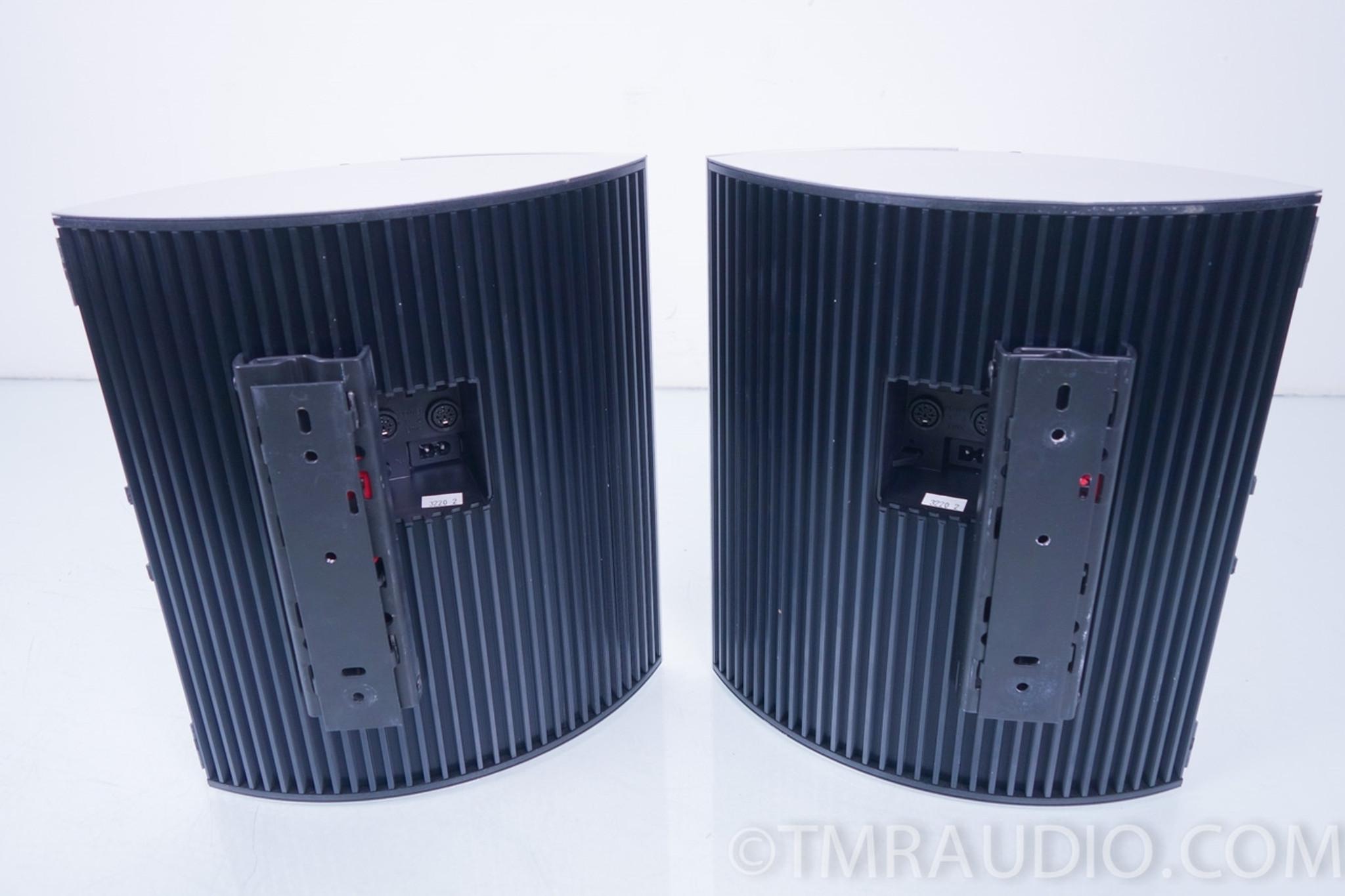 Bang Amp Olufsen Beolab 4000 Speakers W Wall Brackets B Amp O