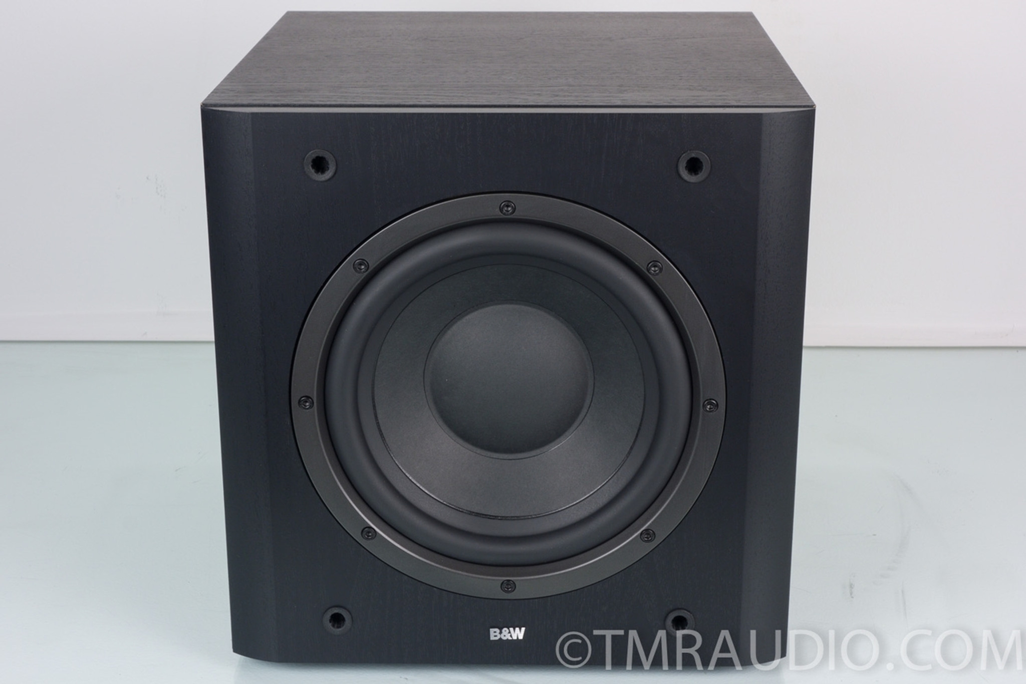 b w asw600 powered 10 inch subwoofer bowers wilkins. Black Bedroom Furniture Sets. Home Design Ideas
