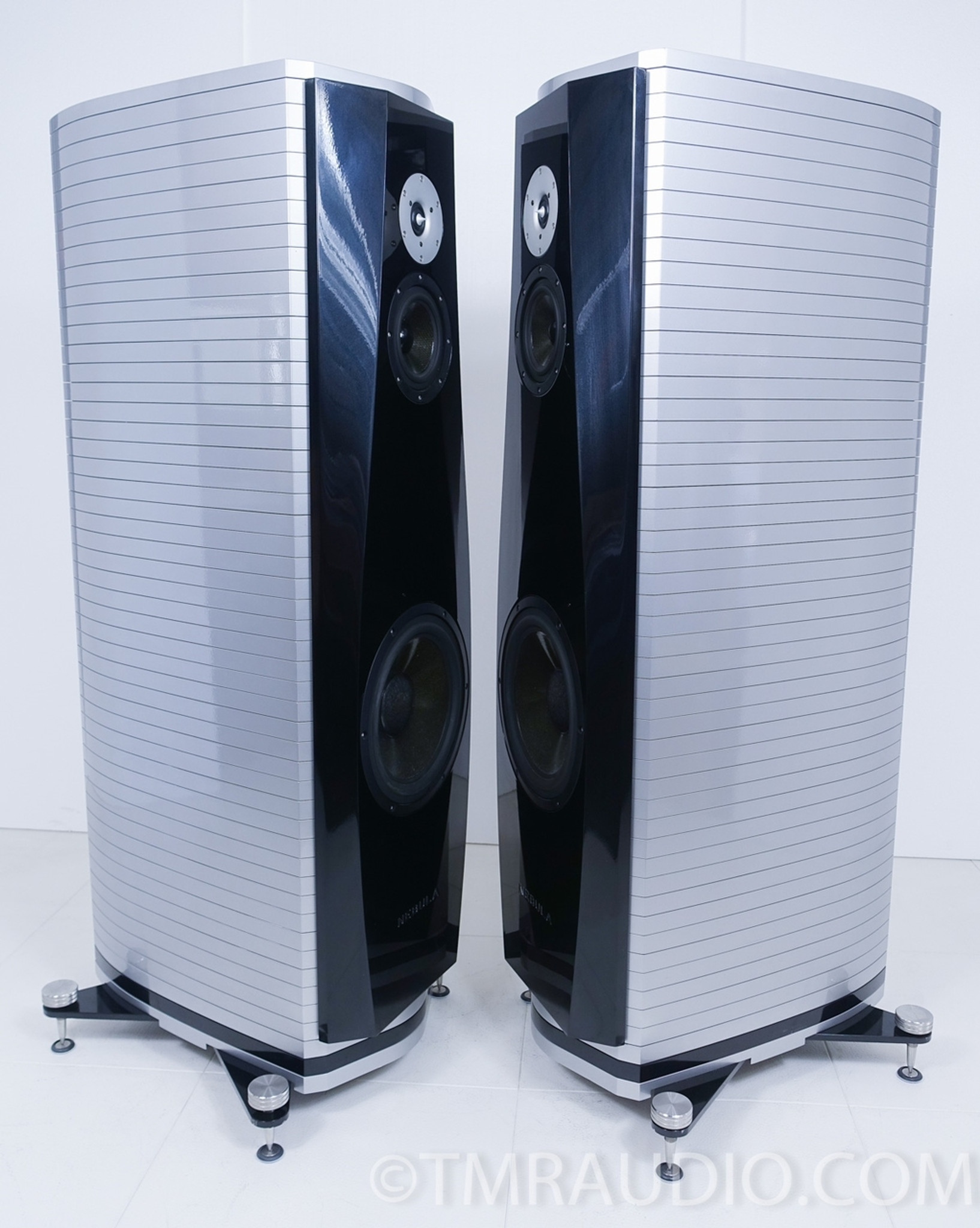 Eventus Audio Nebula Floorstanding Speakers Beautiful