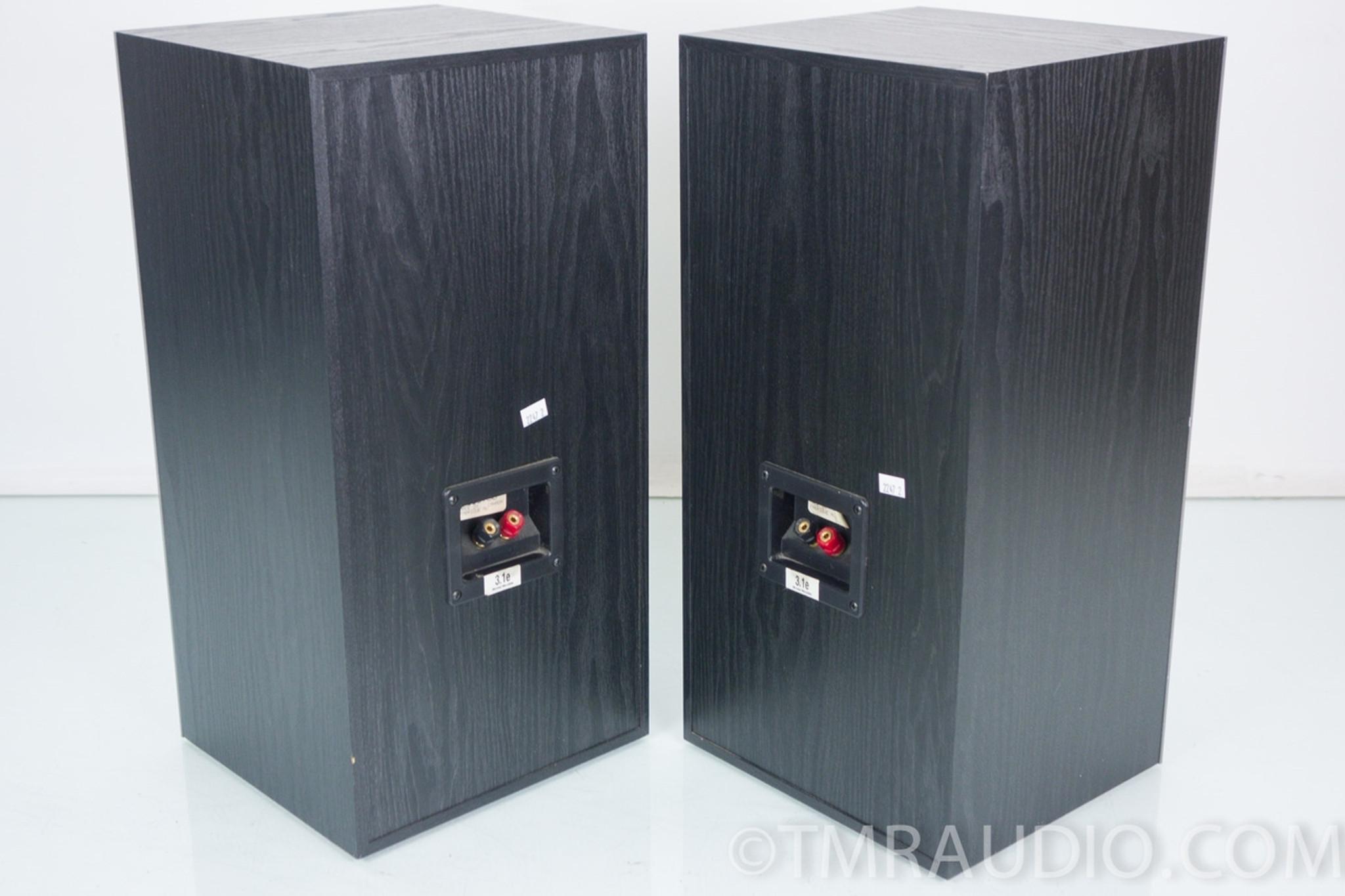 Energy 31e Bookshelf Speakers 2 Way Audiophile Monitors