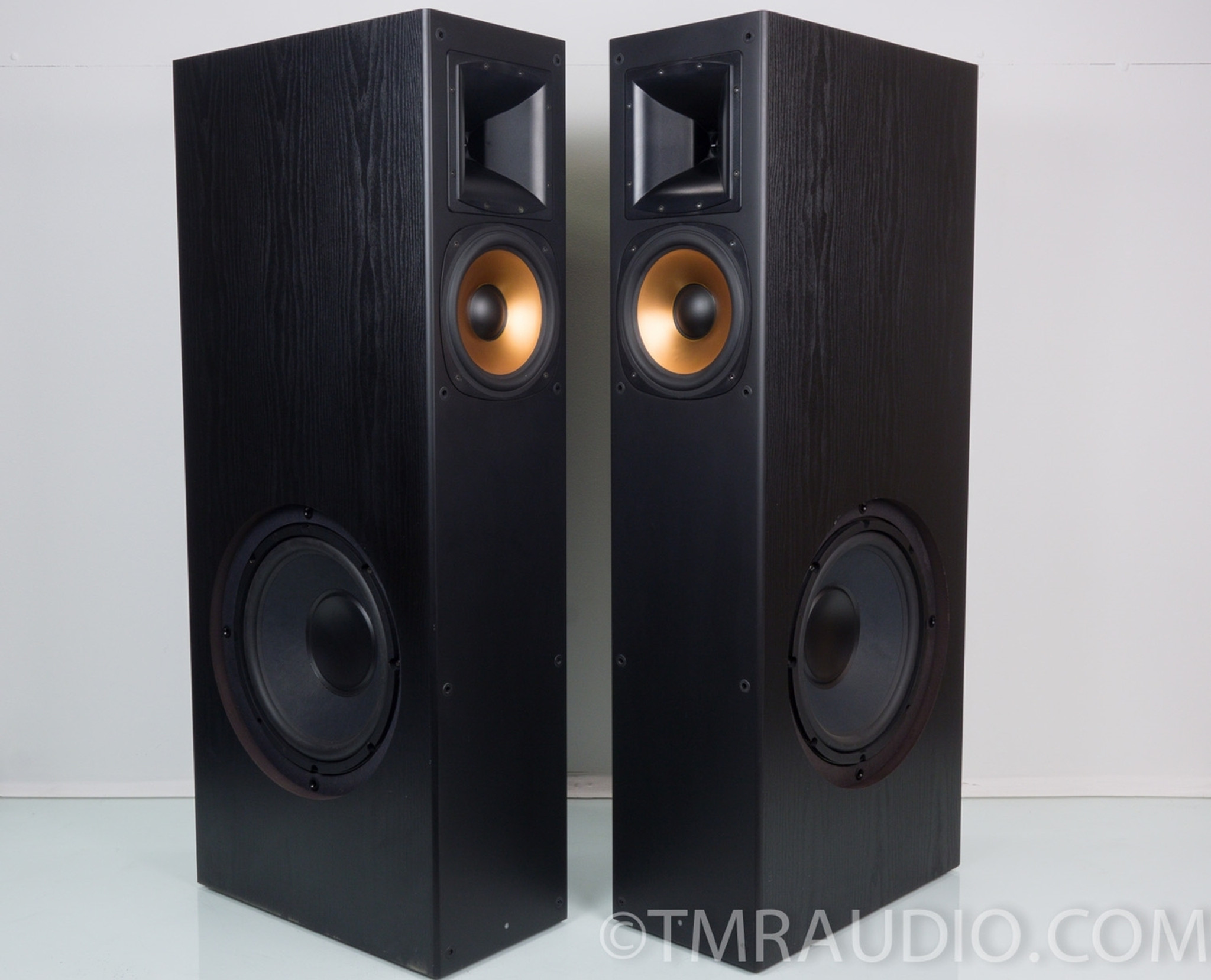 Klipsch Rp 5 Floorstanding Speakers W 12 Inch Powered
