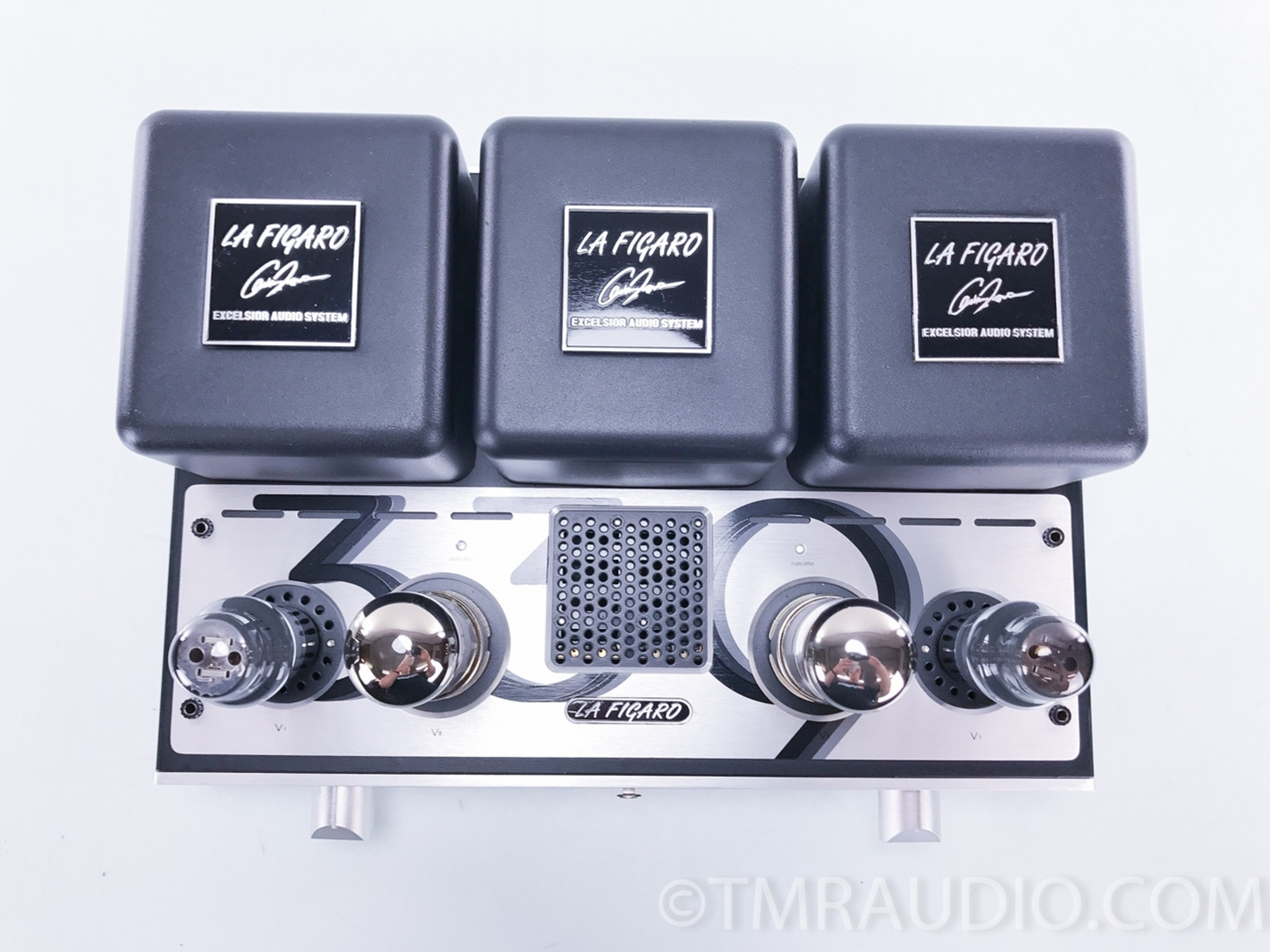 La Figaro 339 Dual Mono Tube Headphone Amplifier The Music Room Power Otl For Cassette Radio Booster It Have Transistor